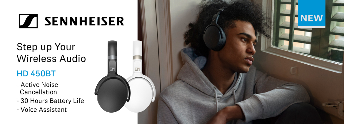 SENNHEISER - Step up Your Wireless Audio