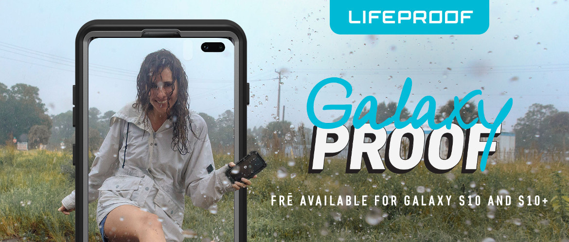 Lifeproof - Galaxy Proof
